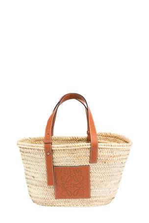 Loewe Basket Small Palm Tote Bag