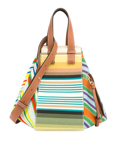 Hammock Stripes Small Tote Bag