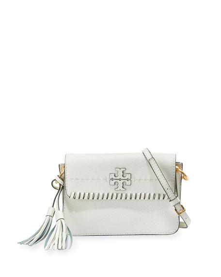 McGraw Whipstitch Crossbody Bag