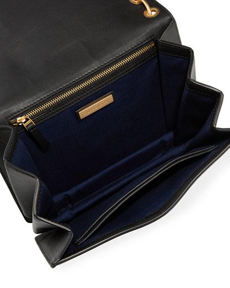 Brooke Smooth Leather Shoulder Bag