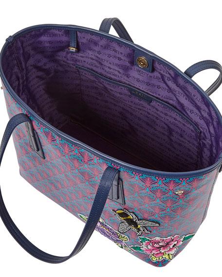 Marlborough Iphis Trio Patches Tote Bag