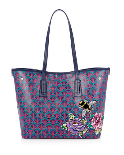 Marlborough Iphis Trio Patches Tote Bag
