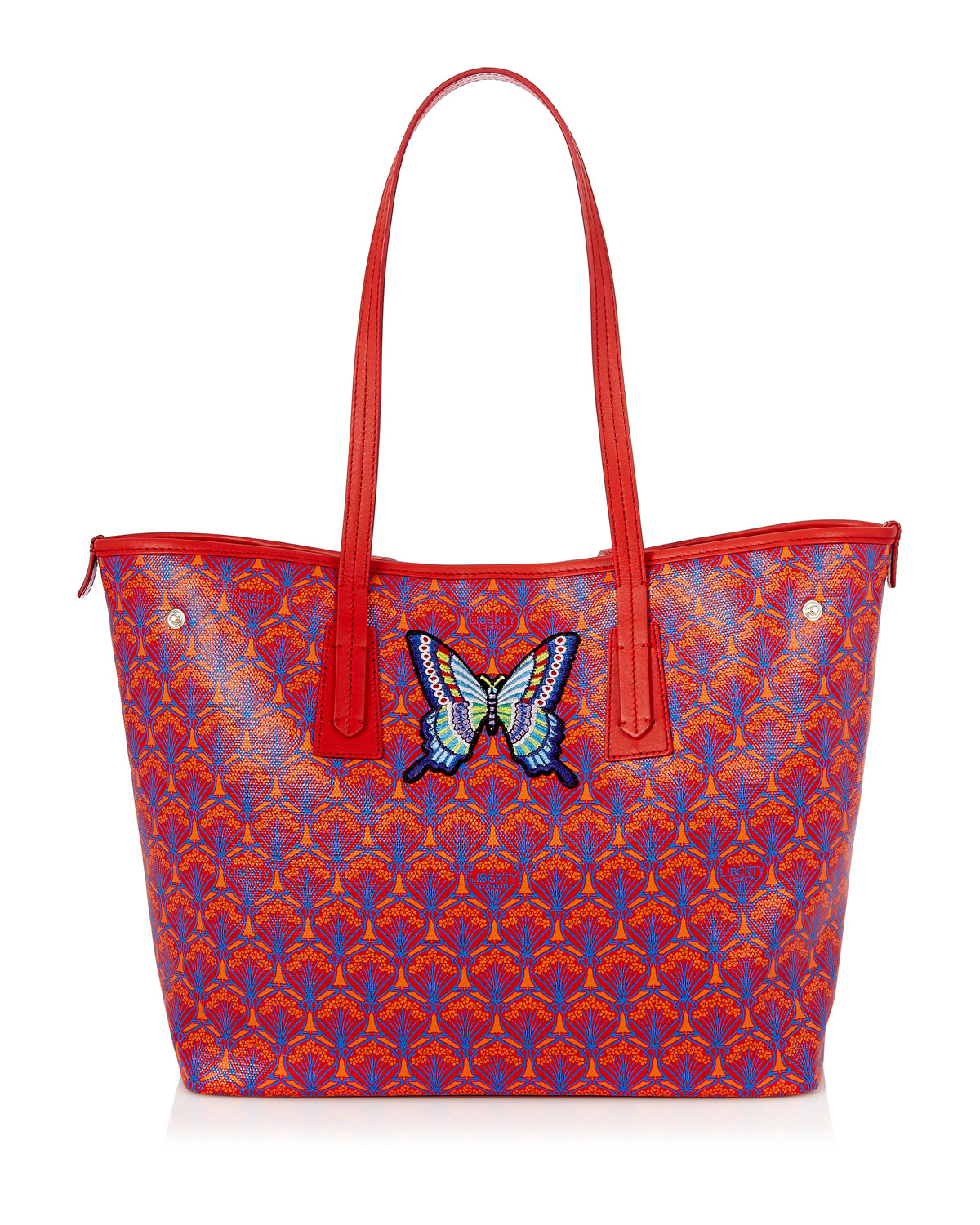 59059557ab9fb Liberty London Marlborough Iphis Butterfly Patches Tote Bag