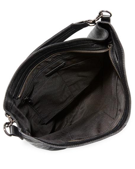 Jamie Convertible Hobo Bag