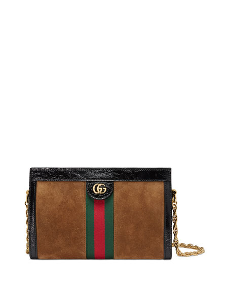 Gucci Linea Small Chain Shoulder Bag