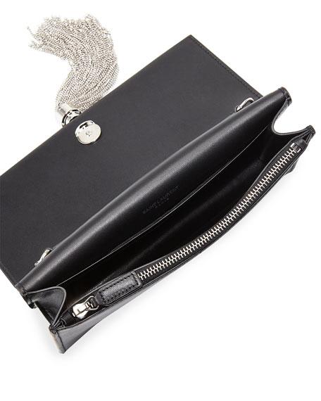 Kate Monogram YSL Tassel Wallet on a Chain