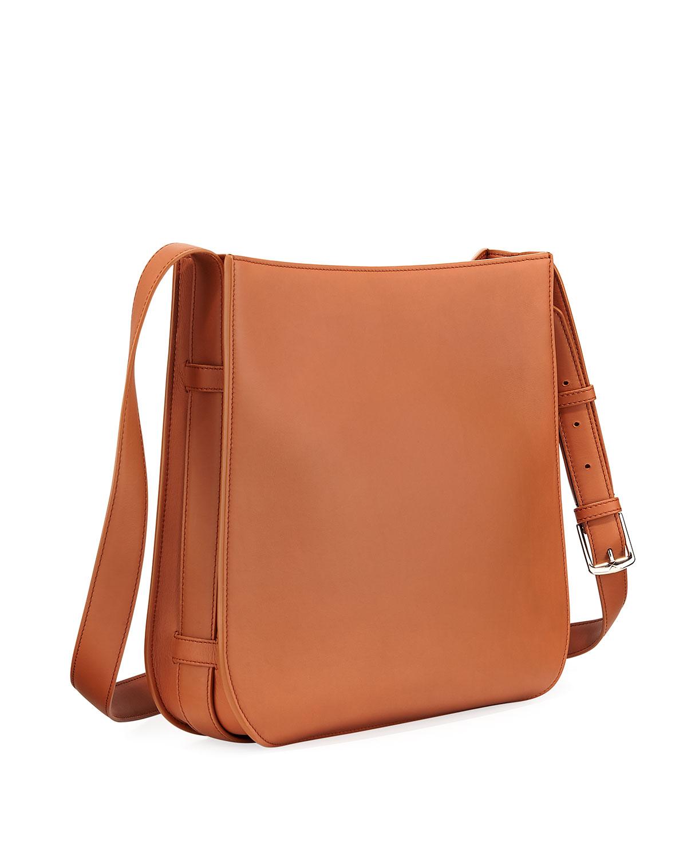 Loro Piana Leather Crossbody Bag