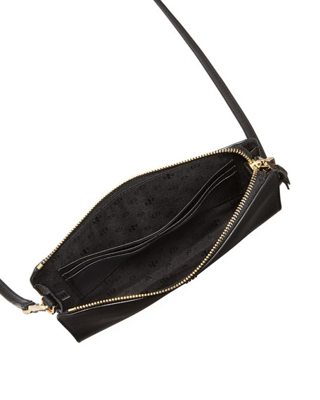 Robinson Pebbled Leather Wallet Crossbody