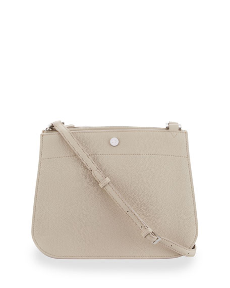 Loro Piana Milky Way Medium Odessa Shoulder Bag
