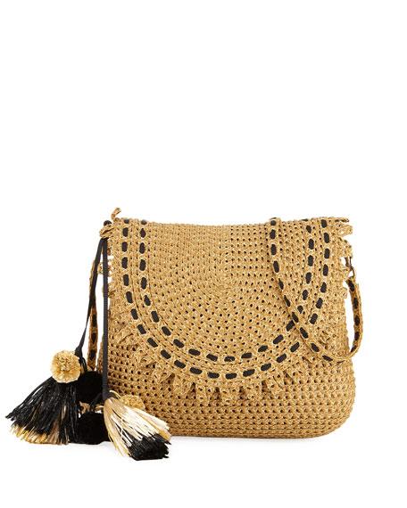 Eric Javits Squishee® Brigitte Satchel Bag