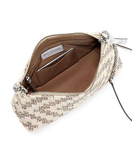 Southwestern Woven Pochette Bag