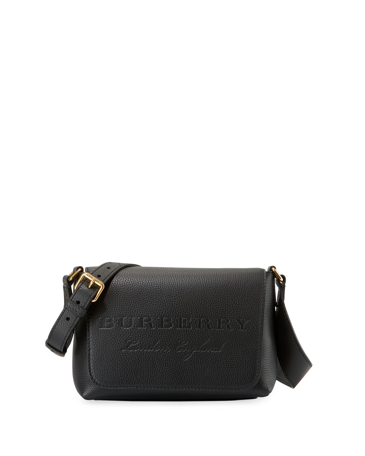 6763f69c14 Burberry Burleigh Small Soft Leather Crossbody Bag
