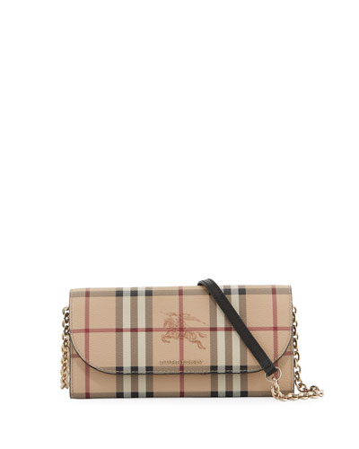 Henley Haymarket Check Wallet-on-Chain