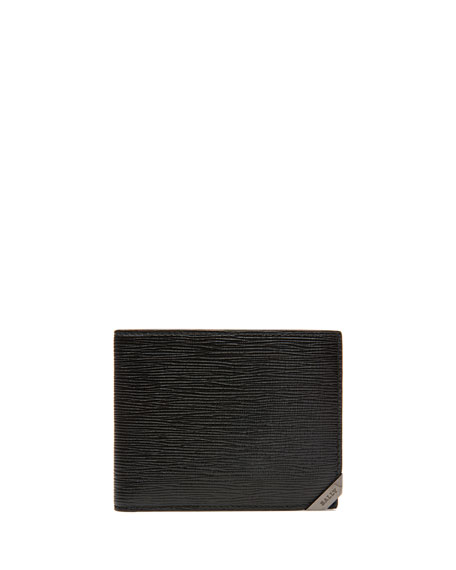 Bevye Saffiano Leather Wallet