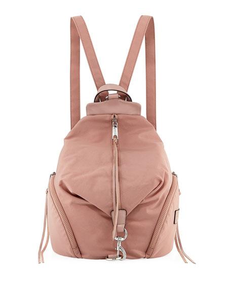 Pink Julian backpack bag Rebecca Minkoff LBY0Ngp52