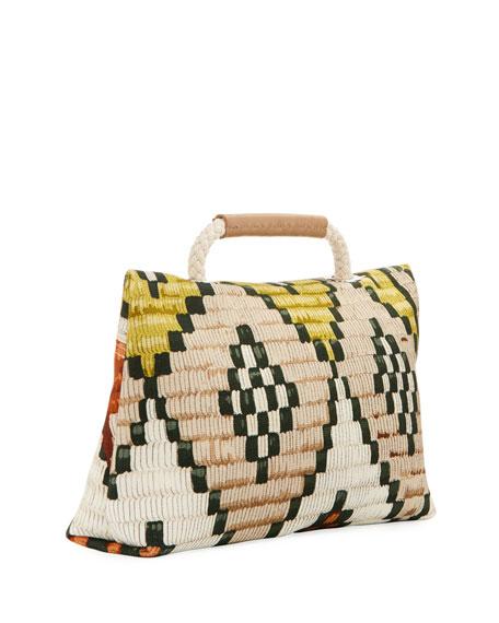 Roseau Paniers Dart Cosmetics Bag