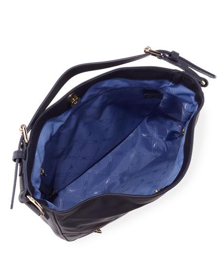2.0 Smooth Leather Hobo Bag