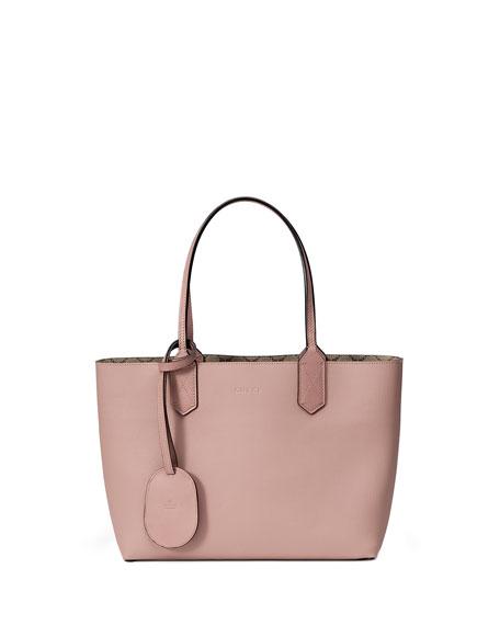 Gucci Small Reverse Double GG Tote Bag