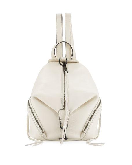 Julian Medium Leather Backpack