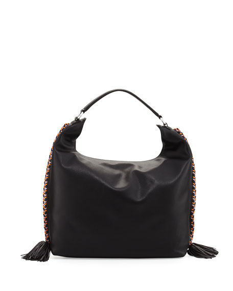 Rebecca Minkoff Chase Large Leather Hobo Bag
