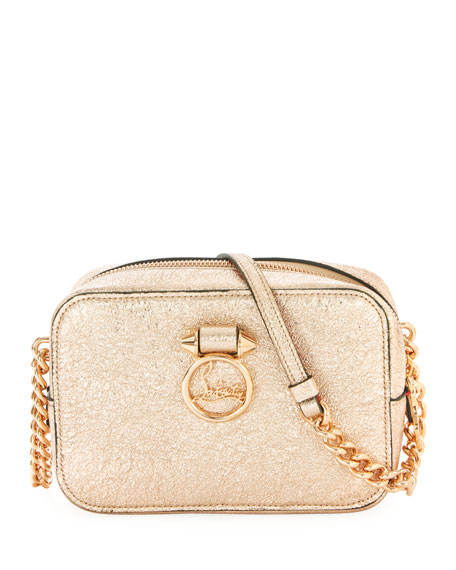 Ruby Lou Mini Vintage Specchio Crossbody Bag