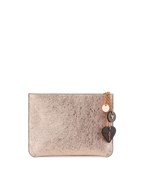Loubicute Specchio Clutch Bag