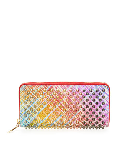 Panettone Unicornspikes Rainbow Zip Wallet