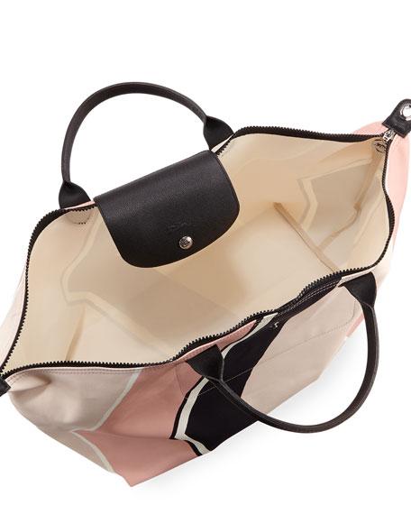 Le Pliage Neo Geo Travel Bag