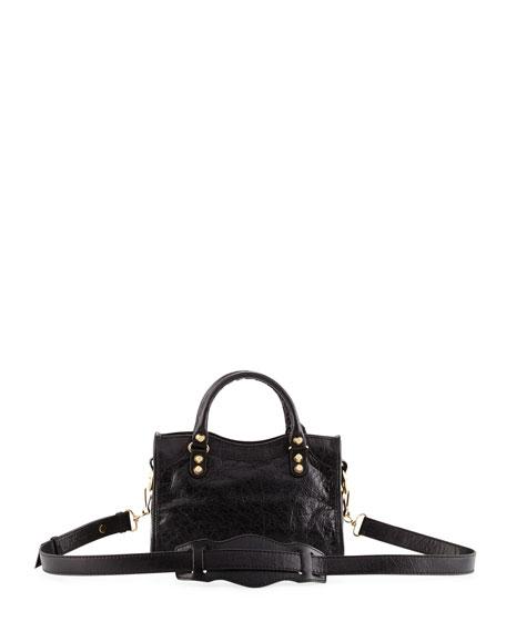 Giant 12 Golden City Mini Bag, Black
