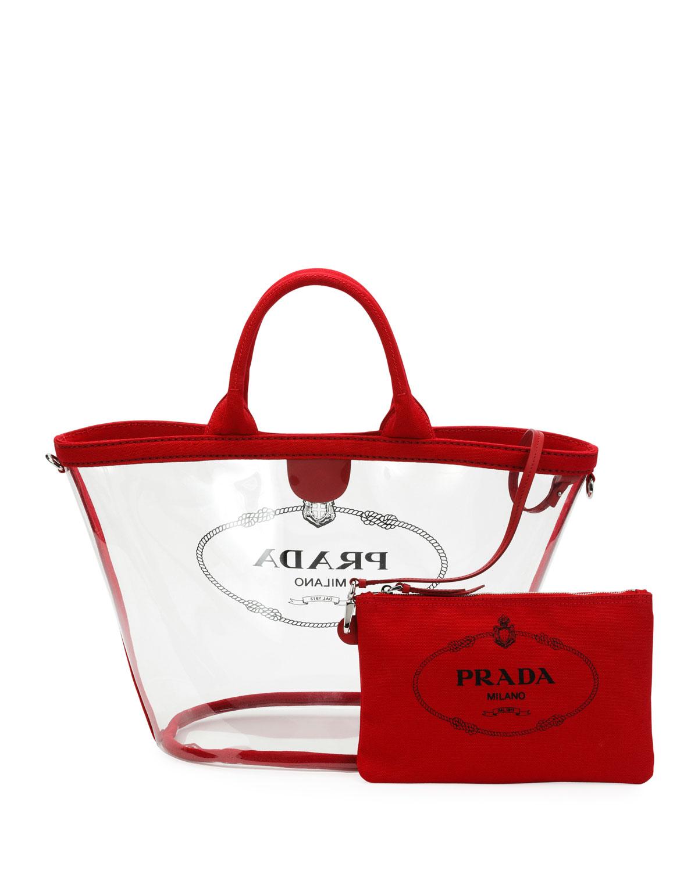 Prada Small Plex Shopper T5RCD