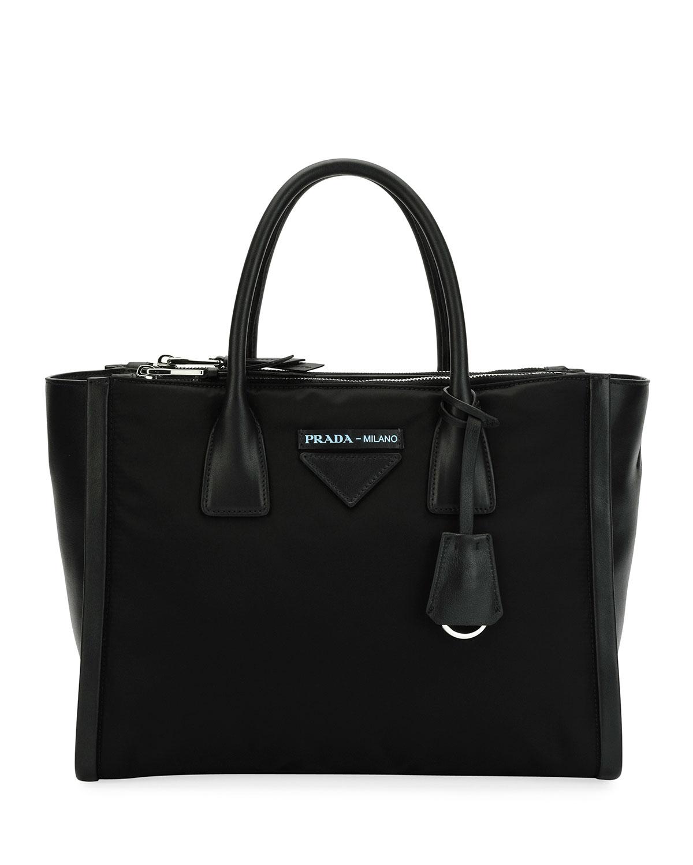 8d9d3dc94517 Prada Large Prada Concept Tote | Neiman Marcus