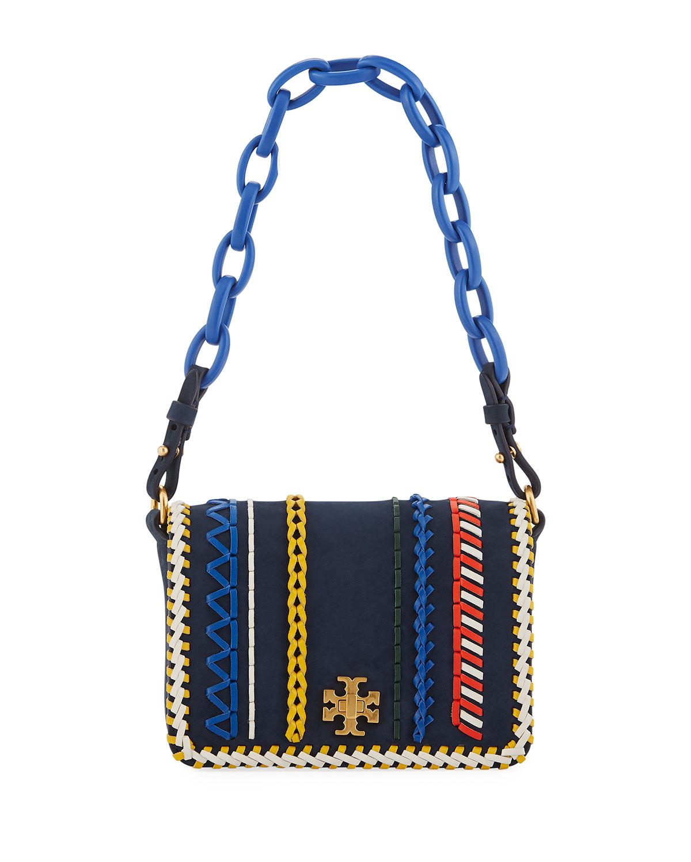 06232e4e3d37 Tory Burch Kira Whipstitch Mini Shoulder Bag
