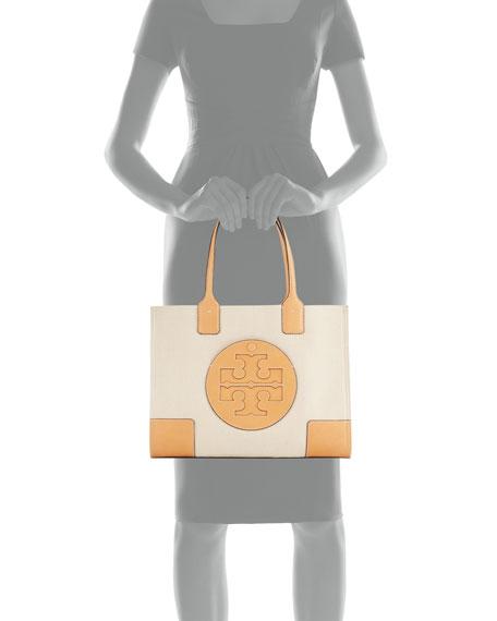 Ella Canvas Mini Tote Bag