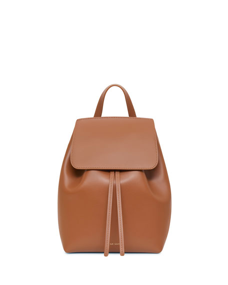 Mini Calf Leather Backpack