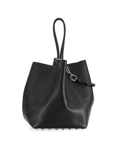 Roxy Large Soft Leather Tote Bag