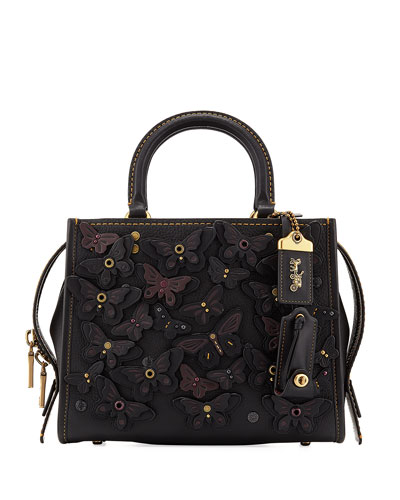 Rogue 25 Butterfly Tote Bag