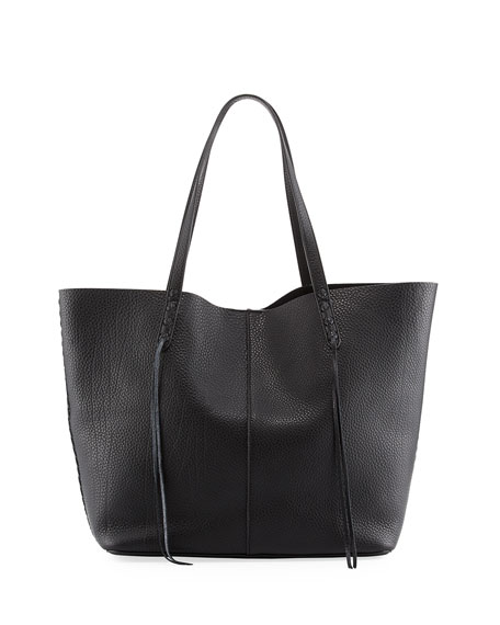 Medium Unlined Whipstitch Tote Bag