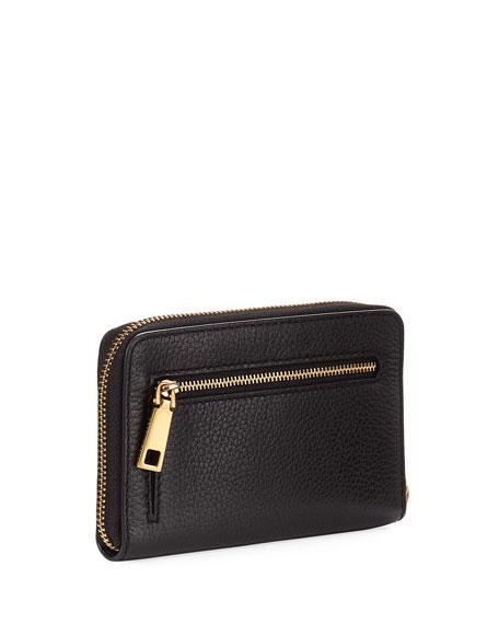Recruit Zip-Around Phone Wristlet Wallet