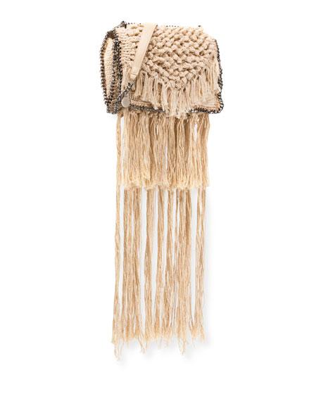 Macramé Falabella Shoulder Bag