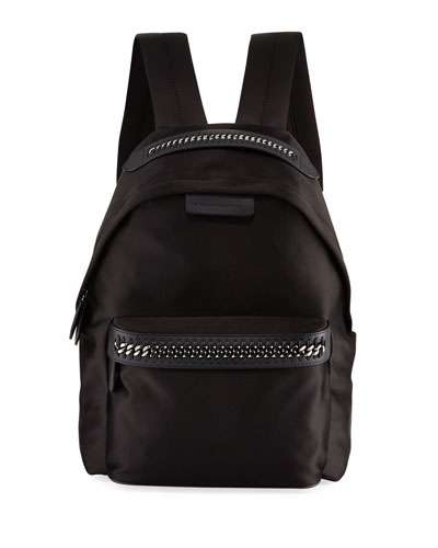 Falabella Eco Nylon Backpack