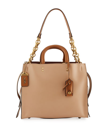 Coach 1941 Rogue Glove-Tanned Smooth Bag