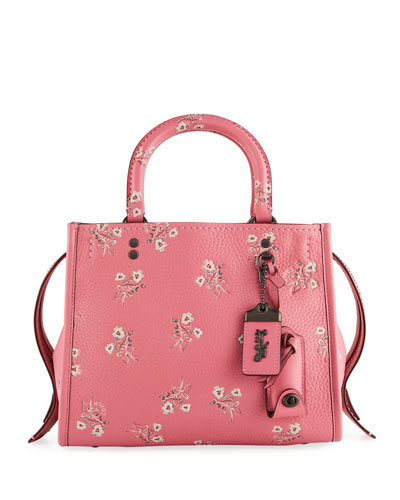 Rogue 25 Floral Bow Shoulder Bag