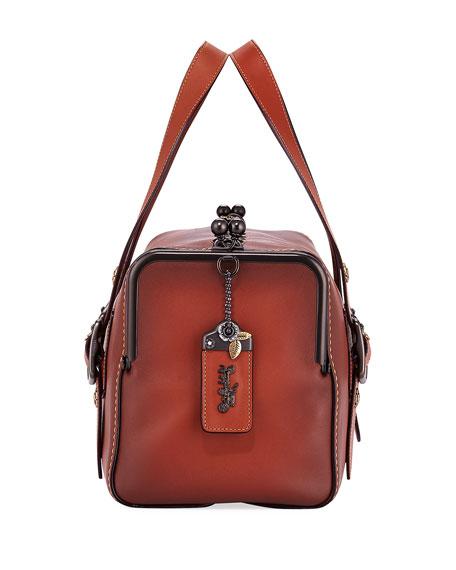 Mailbox 35 Glove-Tanned Satchel Bag