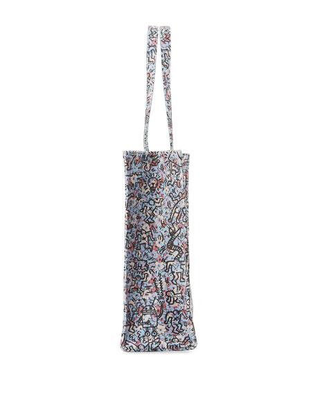 x Keith Haring Multi Ki Tote Bag