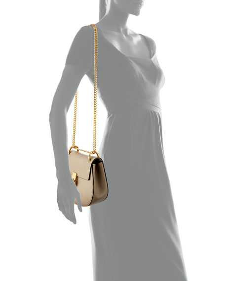 Drew Small Chain Shoulder Bag