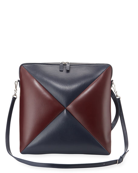 Cushion Square Medium AJ Crossbody Bag
