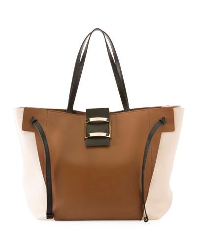 Viv Large Multicolor Tote Bag