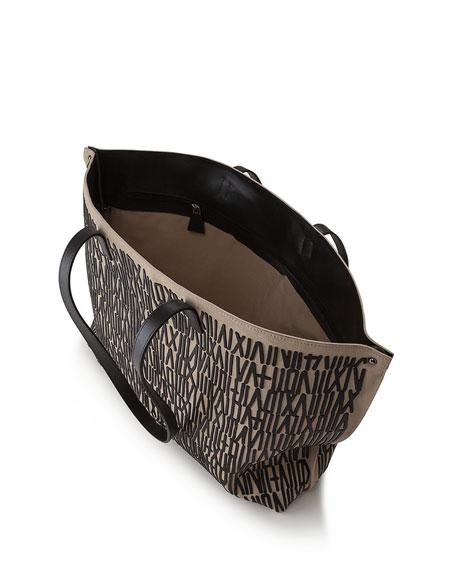 Ai Medium Girard Shoulder Tote Bag