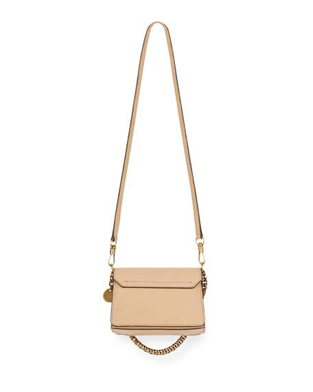 GV3 Mini Goatskin Crossbody Bag
