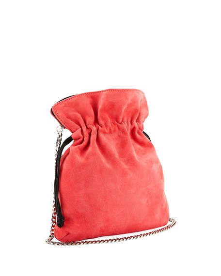 Trilly Palms Stone Pouch Bag